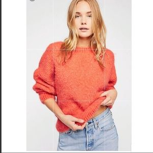 Free people  City Stroll Pullover